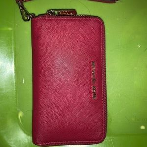 MK mulberry wallet